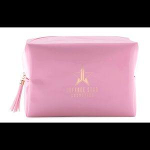 Jeffree Star Baby Pink Large Vinyl Bag AUTHENTIC